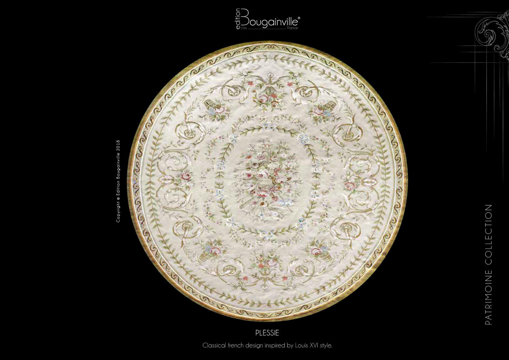 Ковер Edition Bougainville, PLESSIE (2)