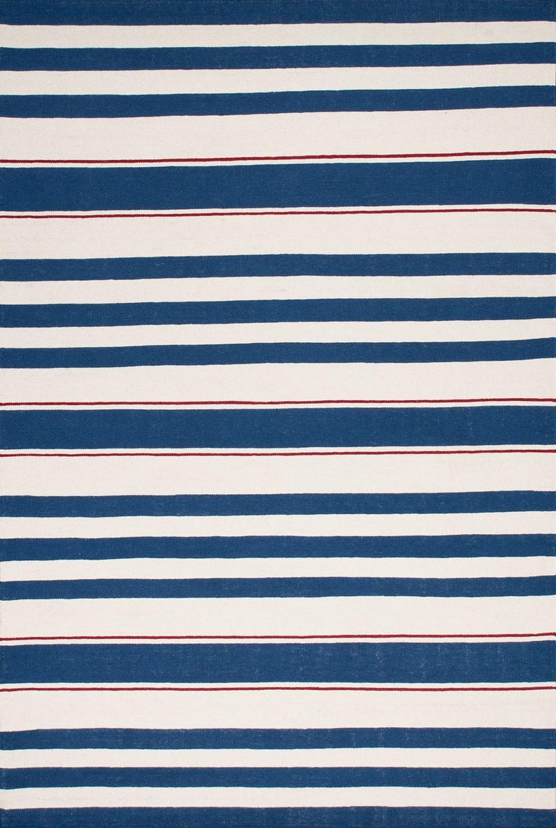 Ковер Nobilis, LITTORAL DARK BLUE RED 69 <br>Возможные размеры:<br>TAP1171: 3 m х 2 m<br>TAP1172: 3,5 m x 2,5 m