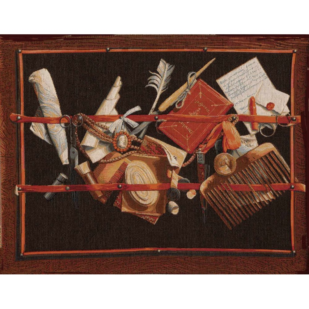 "Art De Lys, Ref.8631; Curiosity cabinet<br>75 x 100 cm - 29"" x 39"""