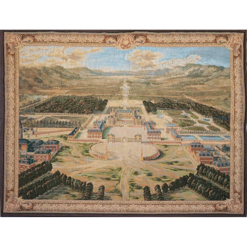"""Art De Lys, Ref.9239; Versailles XVII<br>110 x 150 cm - 43"""" x 59""""<br>150 x 200 cm - 59"""" x 78"""""""