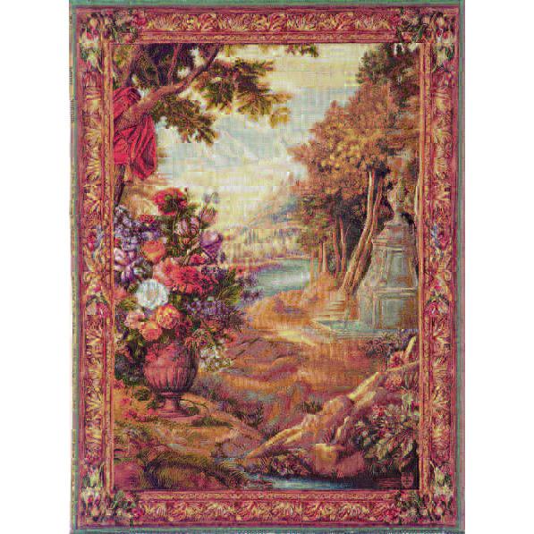 Art De Lys, Bouquet au drape Ref. 1129<br>150 X 110 cm