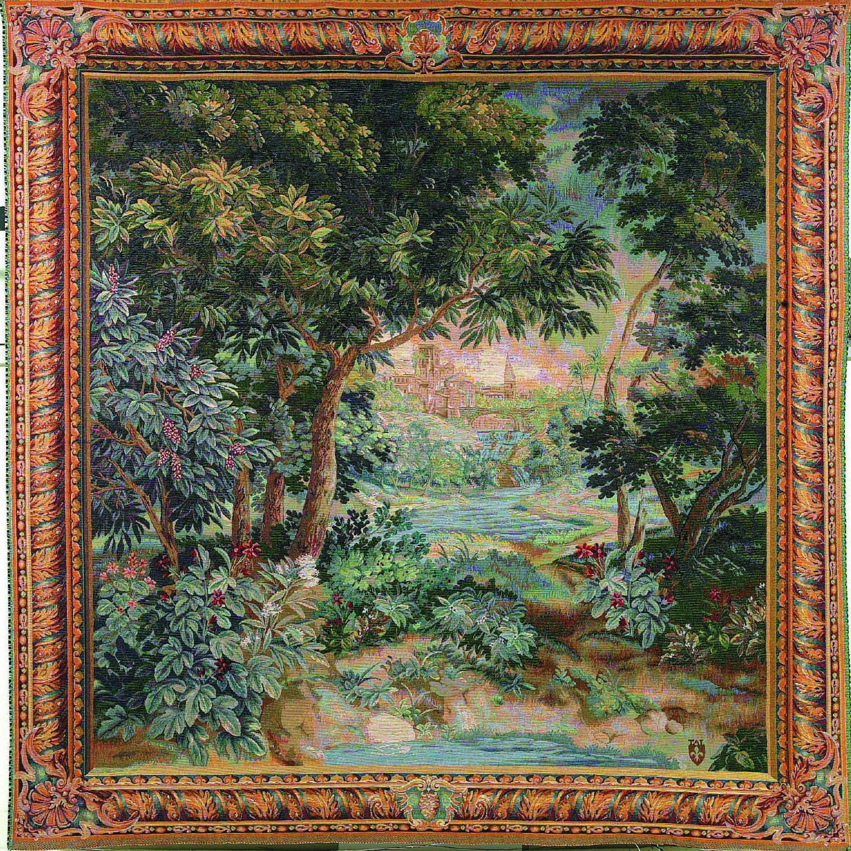 Art De Lys, Verdure cascade Ref. 9018<br>150 X 150 cm