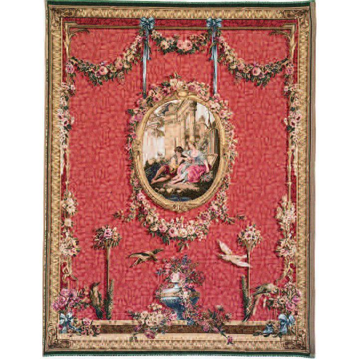 Art De Lys, Serenade rouge Ref. 9022<br>150 X 110 cm