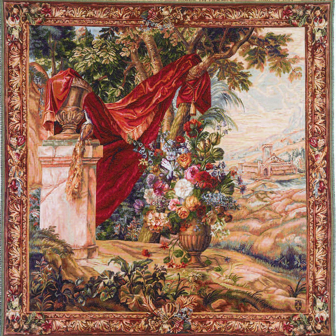 Art De Lys, Bouquet au drape Ref. 9029<br>150 X 150 cm