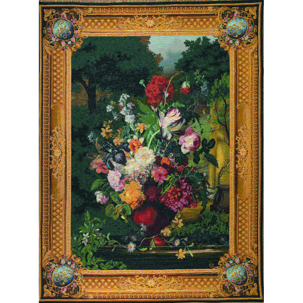 Art De Lys, Grand bouquet Flamand Ref. 9034<br>200 X 150 cm