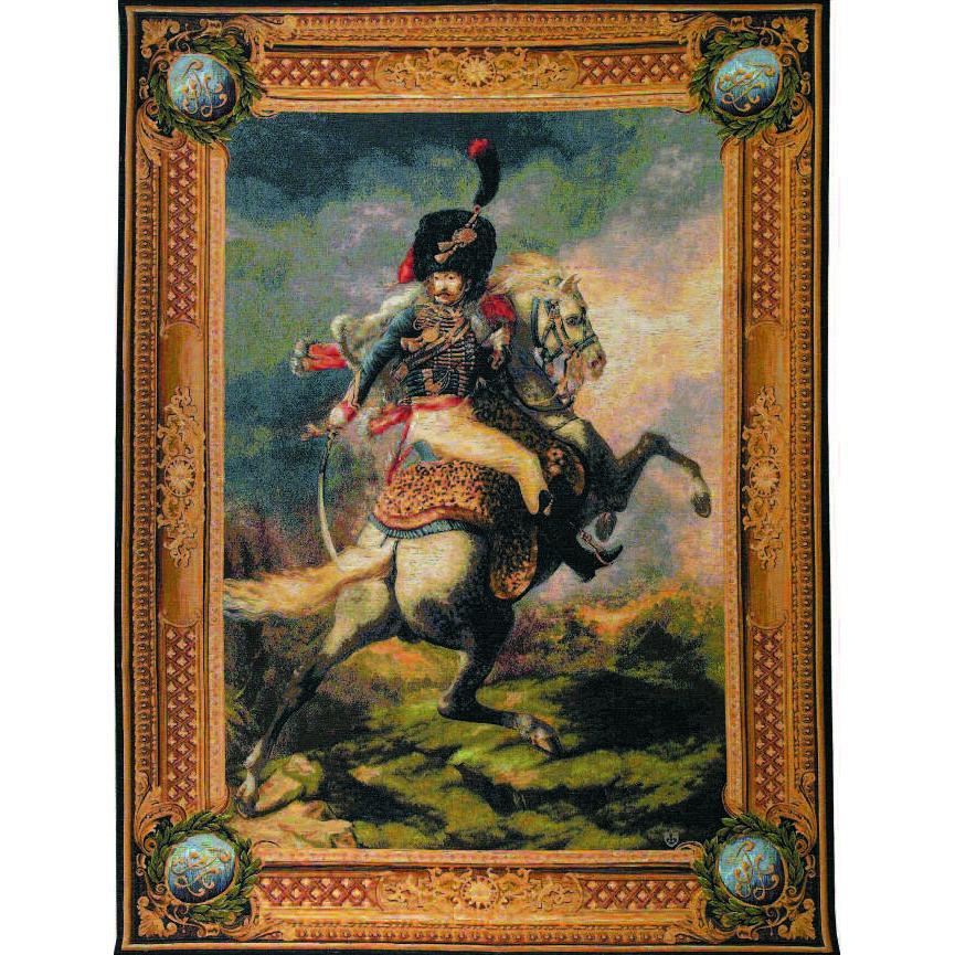 Art De Lys, Cavalier de la garde Imperiale Ref. 9036<br>200 X 150 cm Х 150 X 110 cm