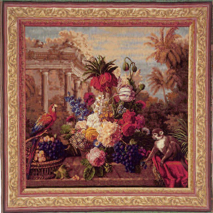 Art De Lys, Bouquet Exotique Ref. 9084<br>150 X 150 cm