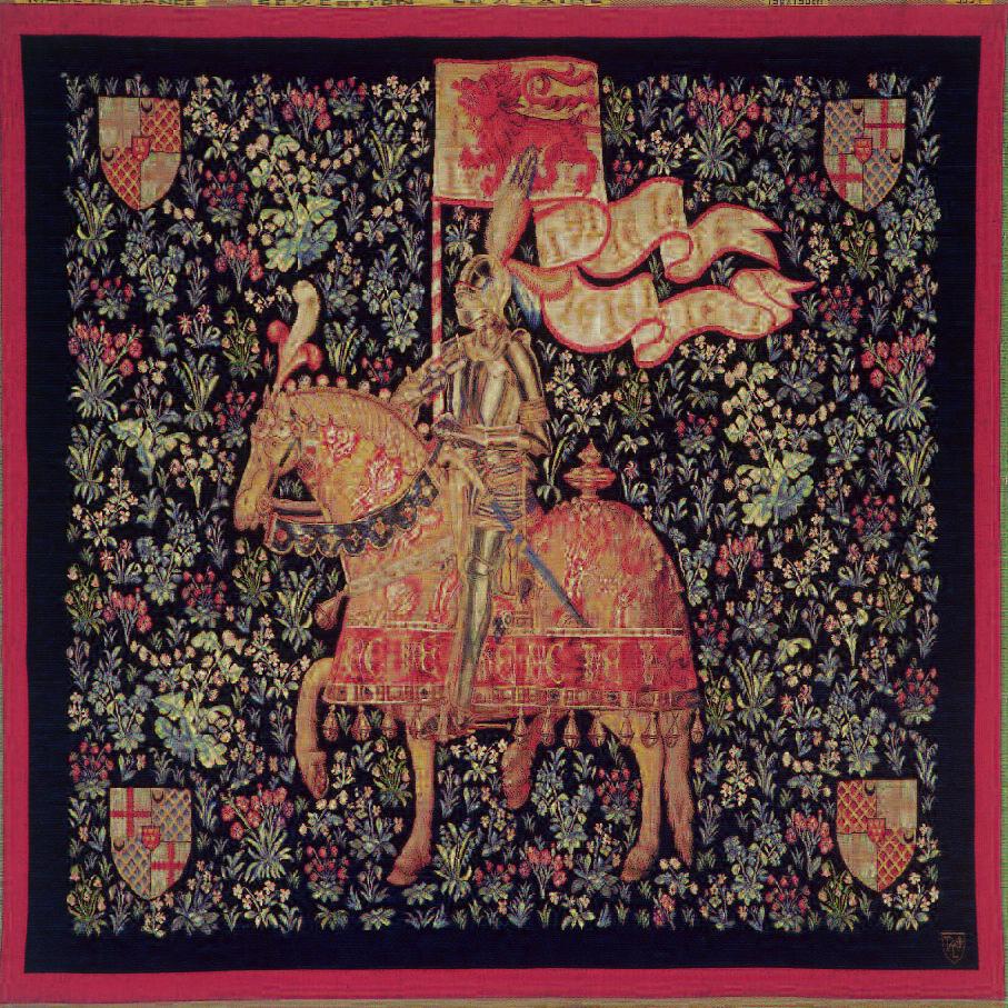 Art De Lys, Le chevalier Ref. 9097<br>150 X 150 cm
