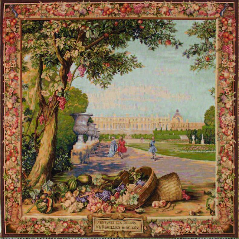 Art De Lys, Versailles Ref. 9119<br>150 X 150 cm
