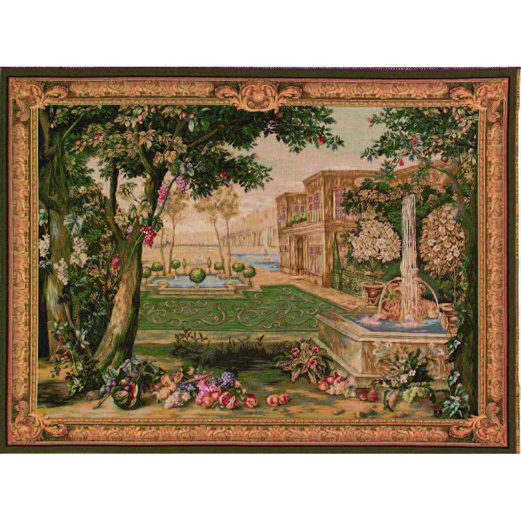 Art De Lys, Verdure fontaine Ref. 9123<br>150 X 200 cm