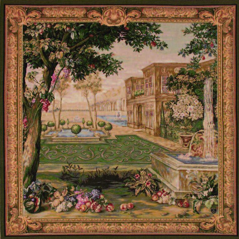 Art De Lys, Verdure fontaine Ref. 9125<br>150 X 150 cm