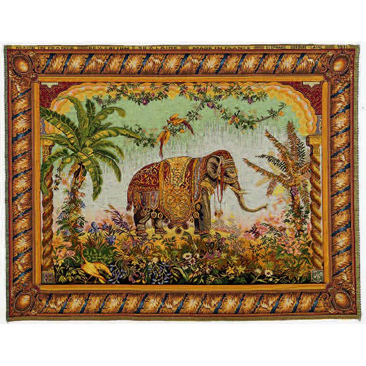 Art De Lys, Elephant Ref 7974<br>110 x 150 cm