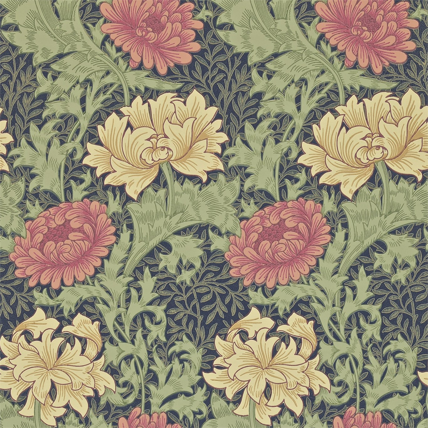Morris Archive Wallpapers II