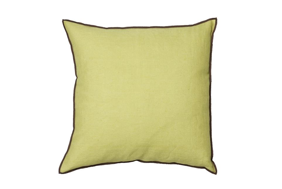 Подушка Fine, Collection: Hideaway<BR>Material: 100 % LI<BR>Size: 50 x 50 cm<BR>Артикул: HIDEAWAY 120
