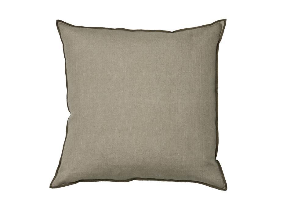 Подушка Fine, Collection: Hideaway<BR>Material: 100 % LI<BR>Size: 50 x 50 cm<BR>Артикул: HIDEAWAY 140