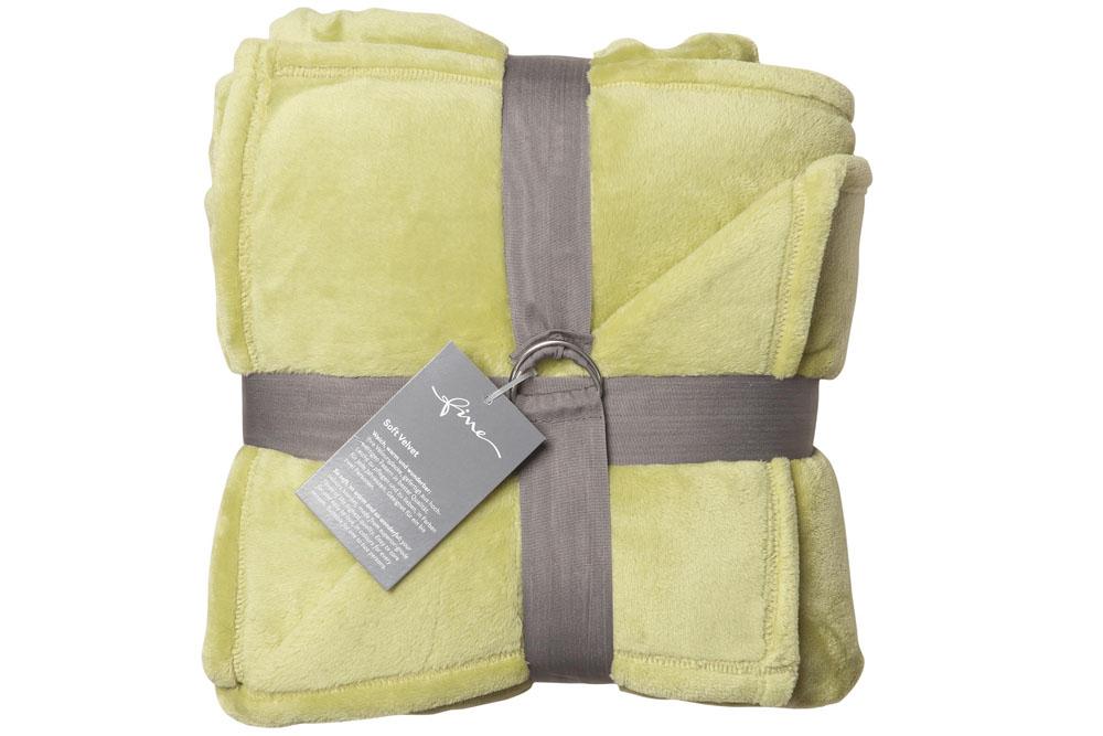 Плед Fine, Collection: Soft Velvet<br>Material: 100 % PES<br>Size: 140 x 200 cm<br>SOFT VELVET 131