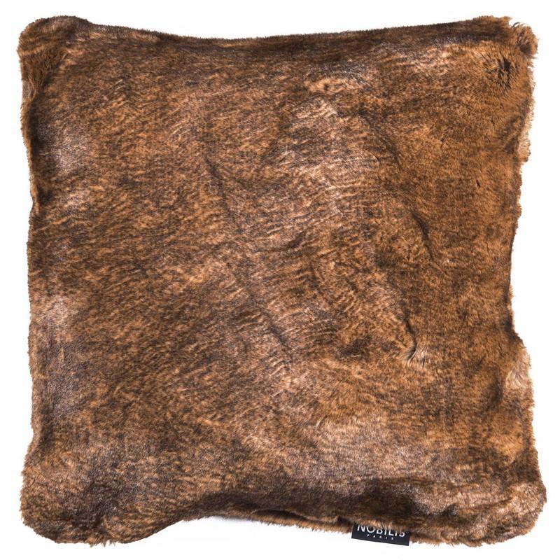 Подушка Nobilis, COUSSIN ZIBELINE<br>Размер: 0,45м х 0,45м<br>Артикул: COU1037