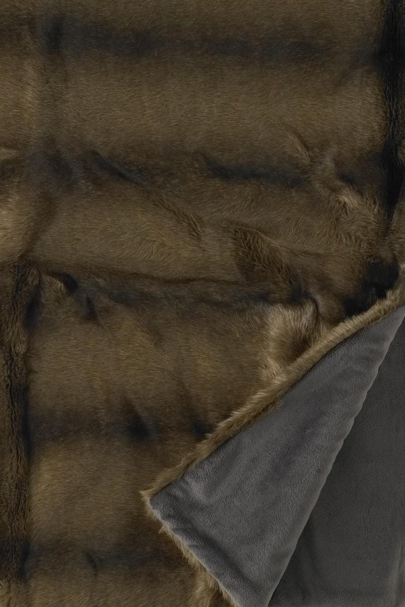 Плед Nobilis, PLAID VISON<br>Размер 2м х 1,5м<br>Артикул: pl125