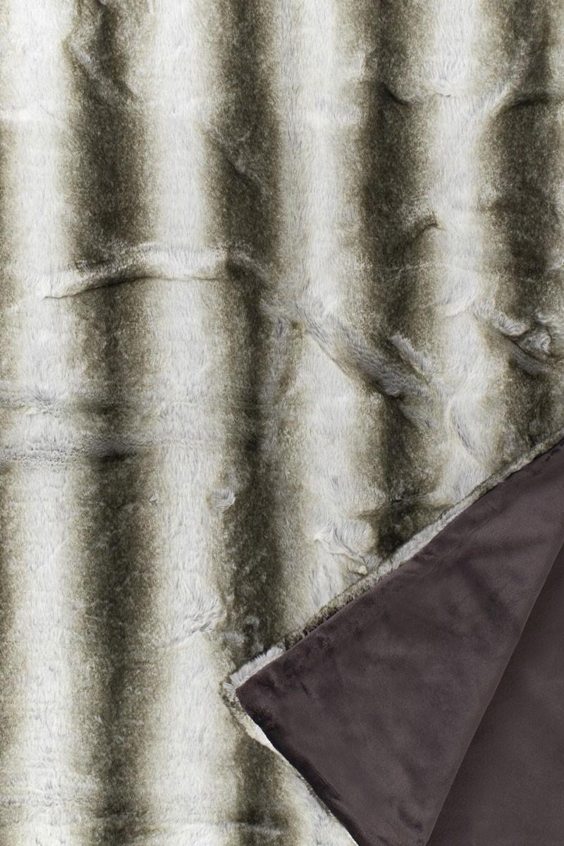 Плед Nobilis, PLAID CHINCHILLA<br>Размер 2м х 1,5м<br>Артикул: pl128