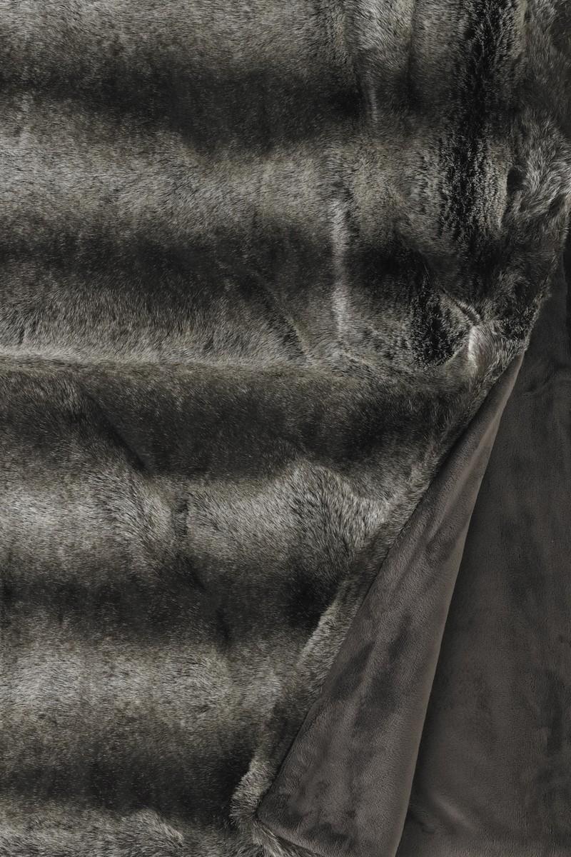 Плед Nobilis, COUVRE LIT LOUP<br>Размер 2,5м х 2,5м<br>Артикул: pl136